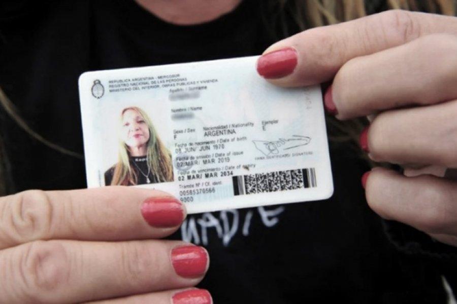 Identidad de género: Habrá DNI para personas no binarias