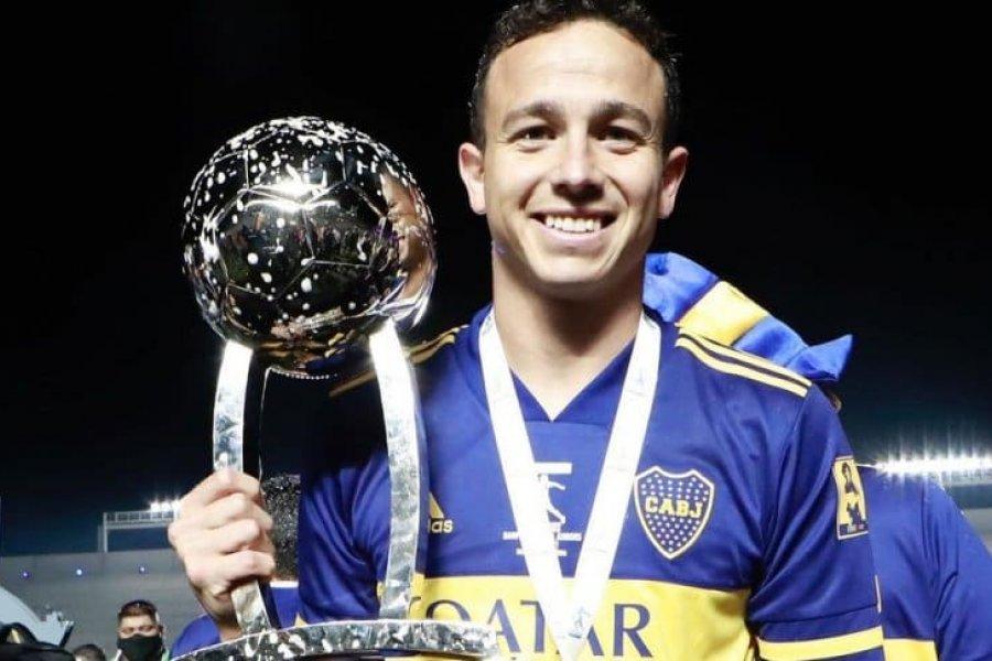 El correntino Leo Jara jugará en Vélez Sarsfield tras quedar libre de Boca
