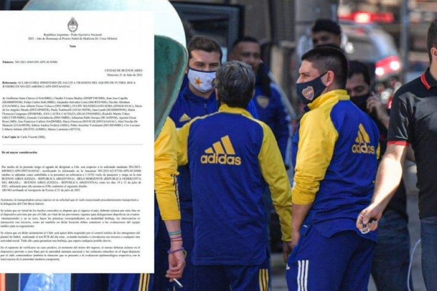 El plantel de Boca deberá aislarse: ¿qué pasa contra Banfield y San Lorenzo?