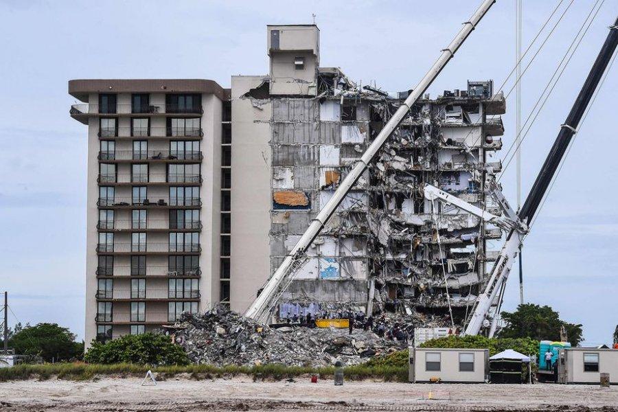 Revelan la millonaria compensación inicial para familiares de víctimas y damnificados por el derrumbe en Miami