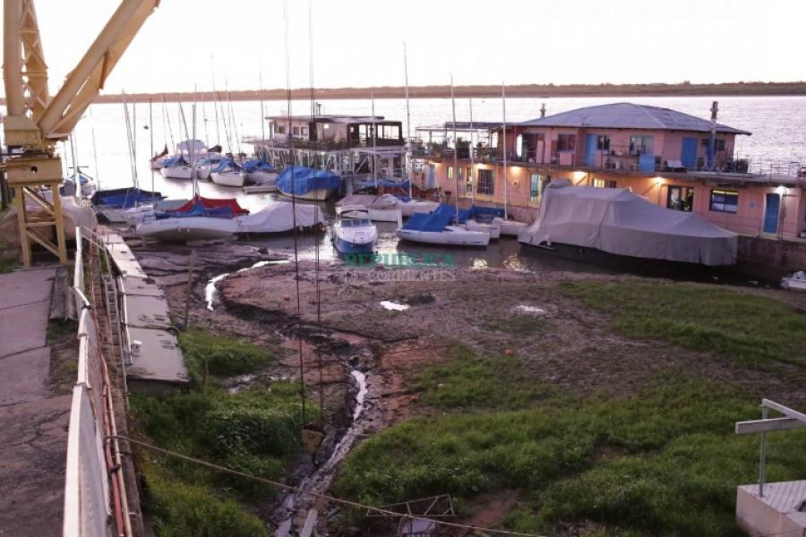 La UNNE alerta que la bajante del Paraná ya es la más prolongada de la historia