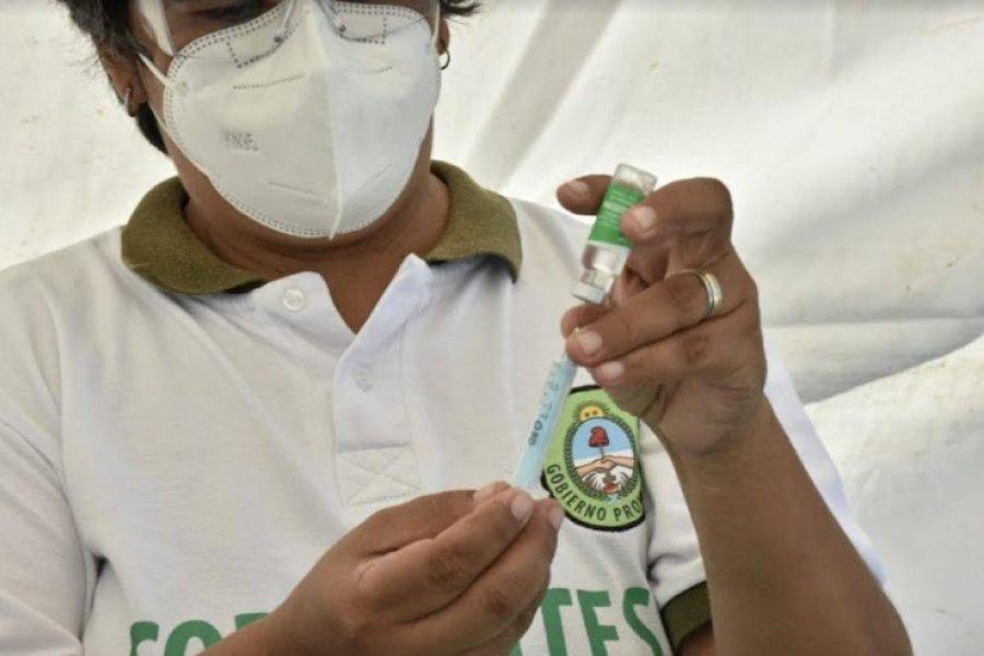 Dan a conocer lugar y fecha de vacunación para segunda dosis en Corrientes