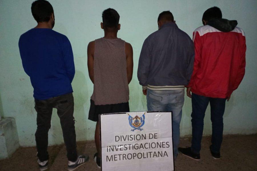Apuñalado en el Patono: Cuatro sujetos detenidos