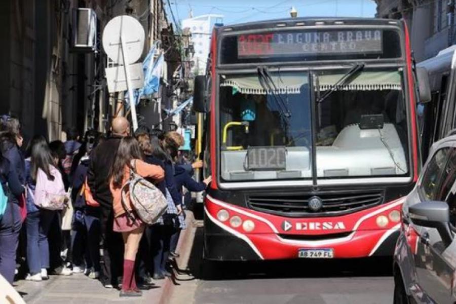 Corrientes: Líneas de transporte público recibieron más de $11 millones