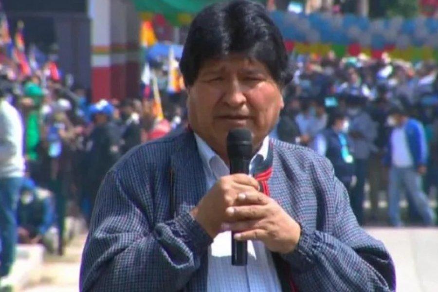 Evo Morales: No se puede entender que Macri haya participado del golpe de Estado