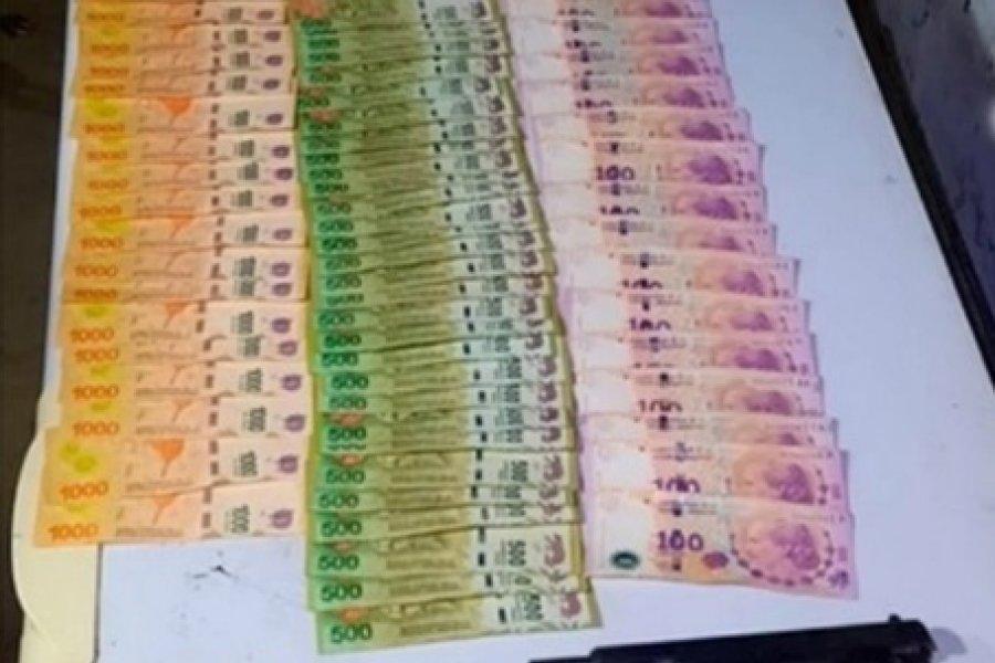 """Le dijeron que se venía un """"corralito"""" y le robaron 4,5 millones de pesos"""