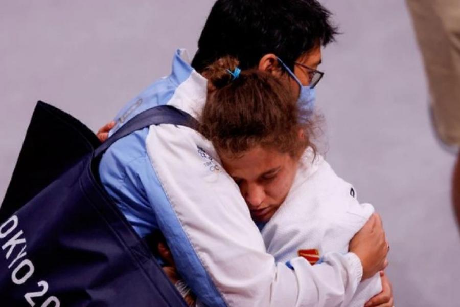 Pareto peleó hasta el final y se despidió de los Juegos Olímpicos