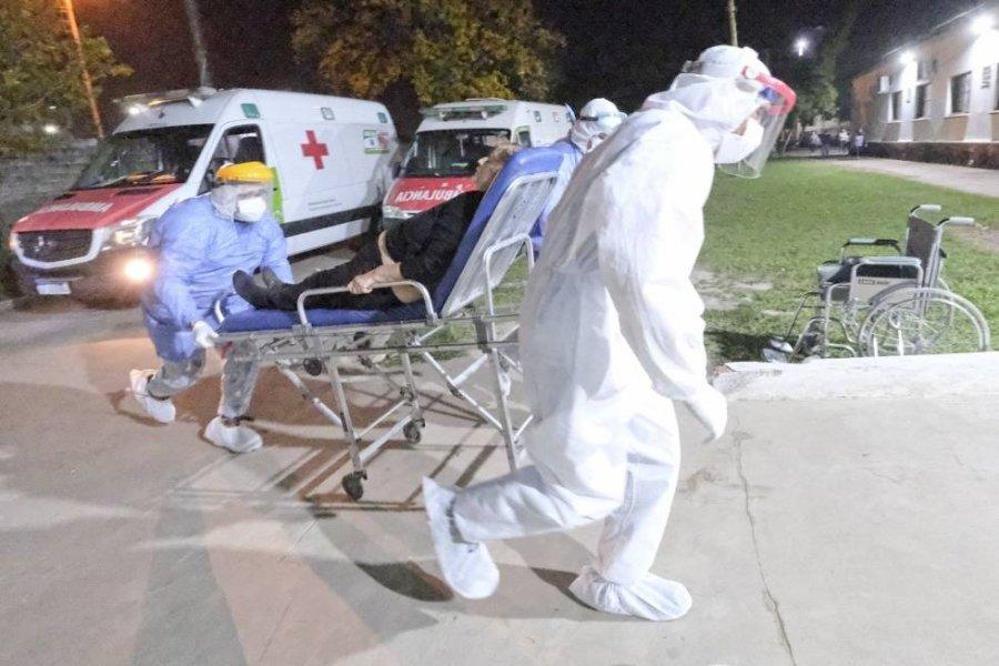 Corrientes: Reportan 7 fallecidos en 24 horas por Coronavirus