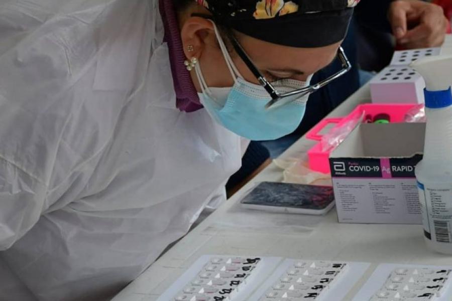 Covid-19: Chaco superó los 88 mil casos y más de 593 mil personas fueron vacunadas