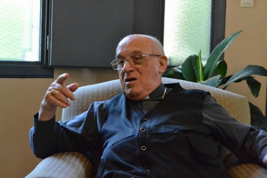 Monseñor Castagna: La importancia de Dios entre los hombres
