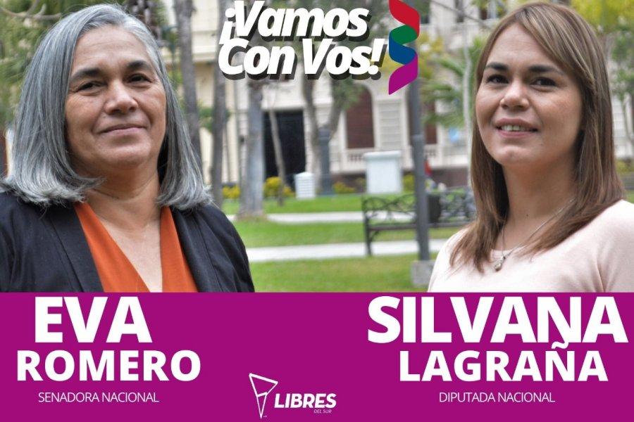 María Eva Romero es precandidata a Senadora nacional en Vamos con Vos