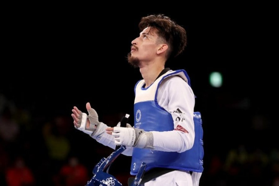 La historia de Lucas Guzmán, la sorpresa argentina en los Juegos Olímpicos Tokio 2020