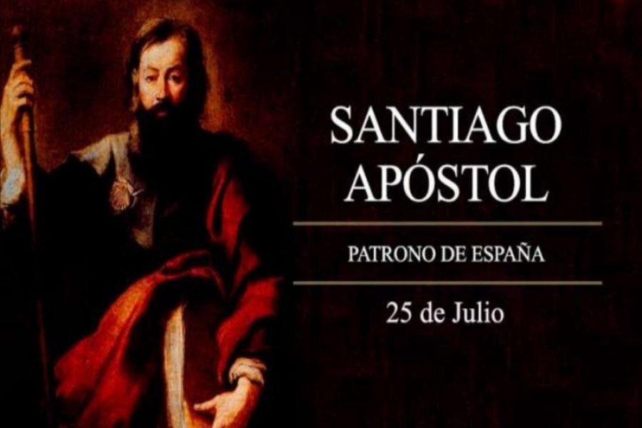 La Iglesia Católica celebra hoy a Santiago Apóstol, patrono de España