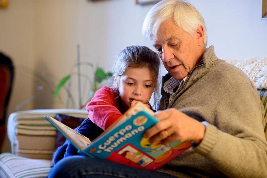 Hoy se celebra la primer Jornada Mundial de los Abuelos
