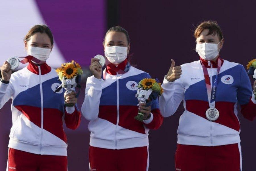 Por qué Rusia no está en los Juegos Olímpicos de Tokio 2020 pero sí sus deportistas