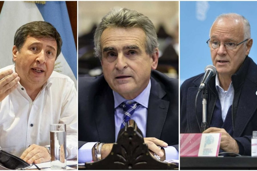 Daniel Arroyo, Agustín Rossi y Daniel Gollan buscan cambiar ministerios por bancas legislativas