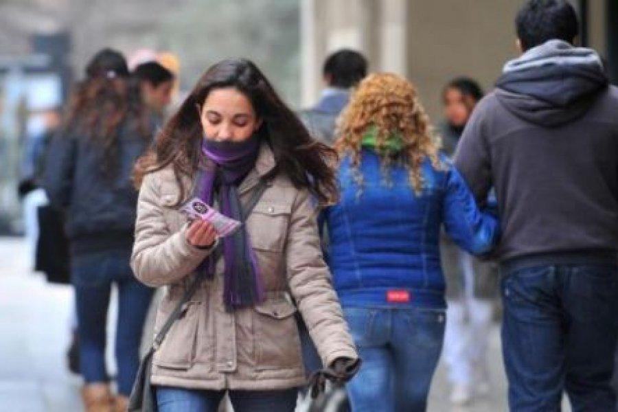 Cambio de temperatura: Comienzo de semana frío en Corrientes