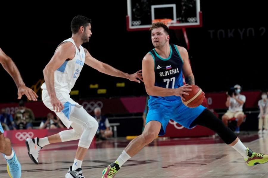 Básquet olímpico: La Argentina perdió ante Eslovenia en su debut