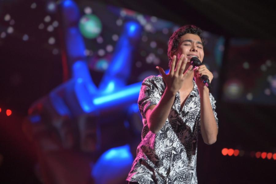 Guido Encinas: Amo la música y es mi oportunidad de demostrarlo