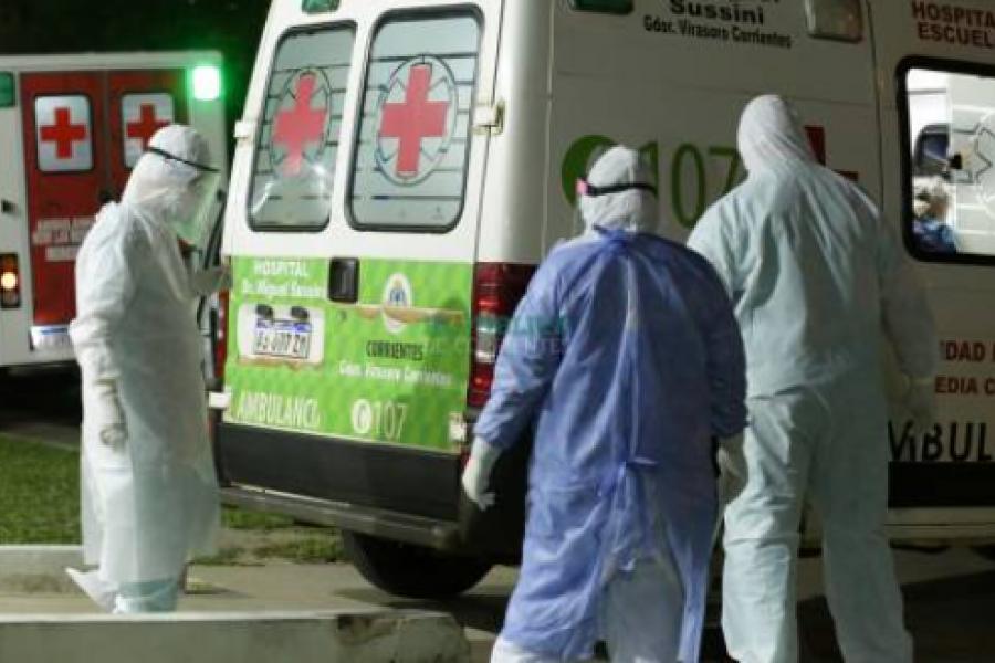 Fallecieron 8 personas más por Coronavirus en Corrientes