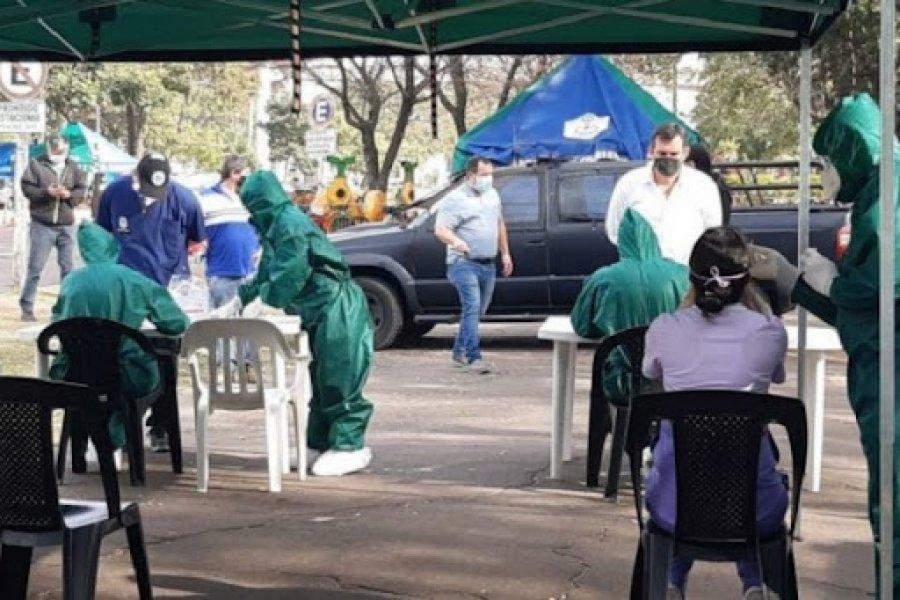 Covid: Corrientes registró 266 casos en las últimas 24 horas