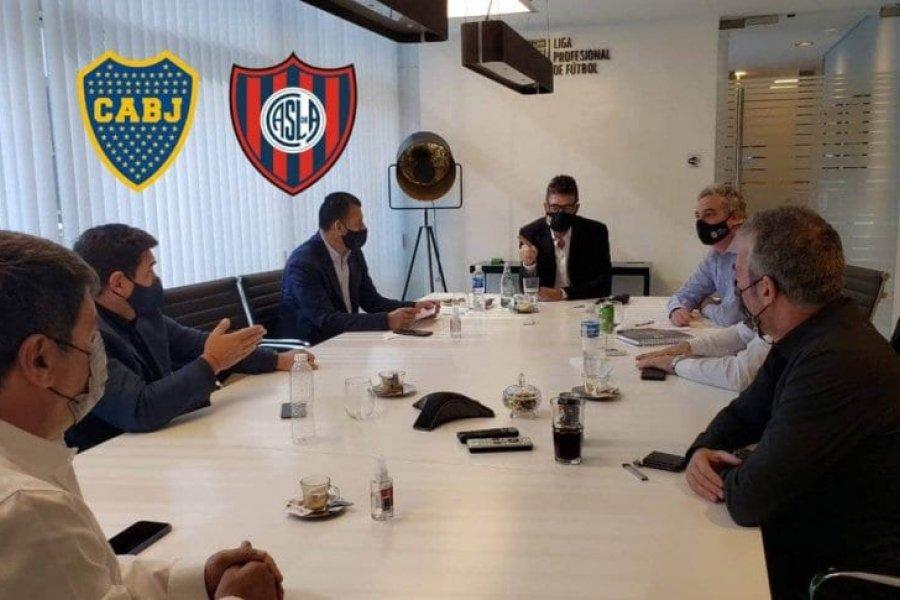 La Liga dijo no: Boca -San Lorenzo se juega el martes