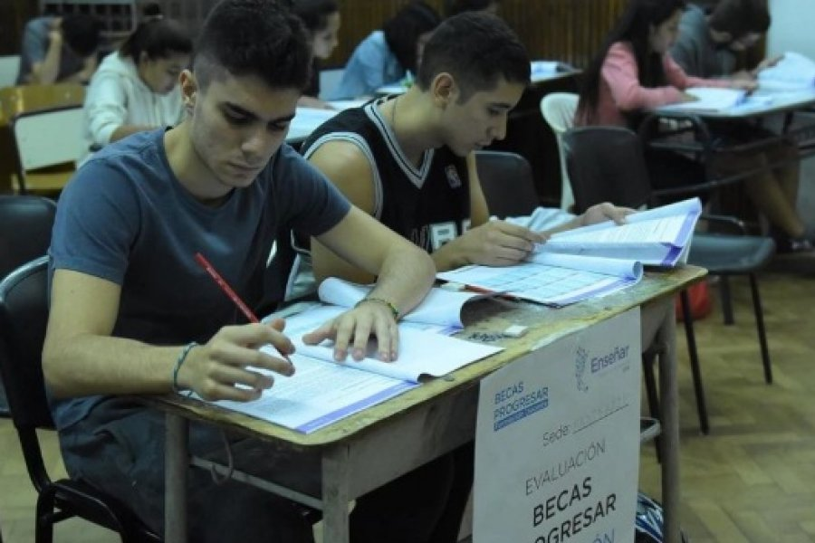 Becas progresar: Abrirán segunda inscripción para estudiantes