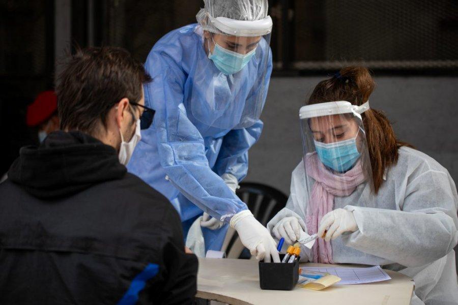 Coronavirus: Detectaron 712 casos nuevos en Corrientes