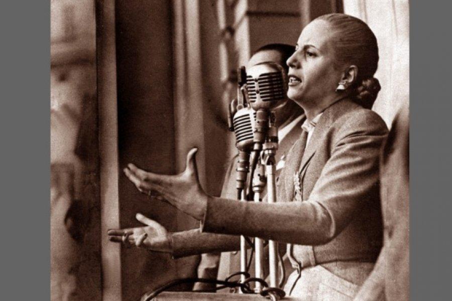Eva Perón: La Razón de su vida