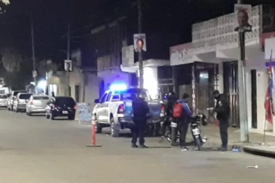 Operativos en Corrientes: Demoraron a 12 personas y secuestraron 10 motos