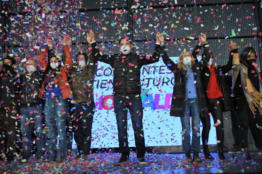 Acto de campaña de Valdés en San Roque: No somos improvisados