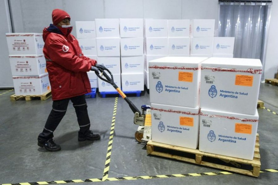 Corrientes tiene más de 208.000 vacunas contra el COVID sin aplicar