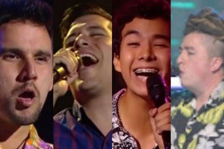 Con la participación de cuatro correntinos, empiezan las batallas en La Voz Argentina