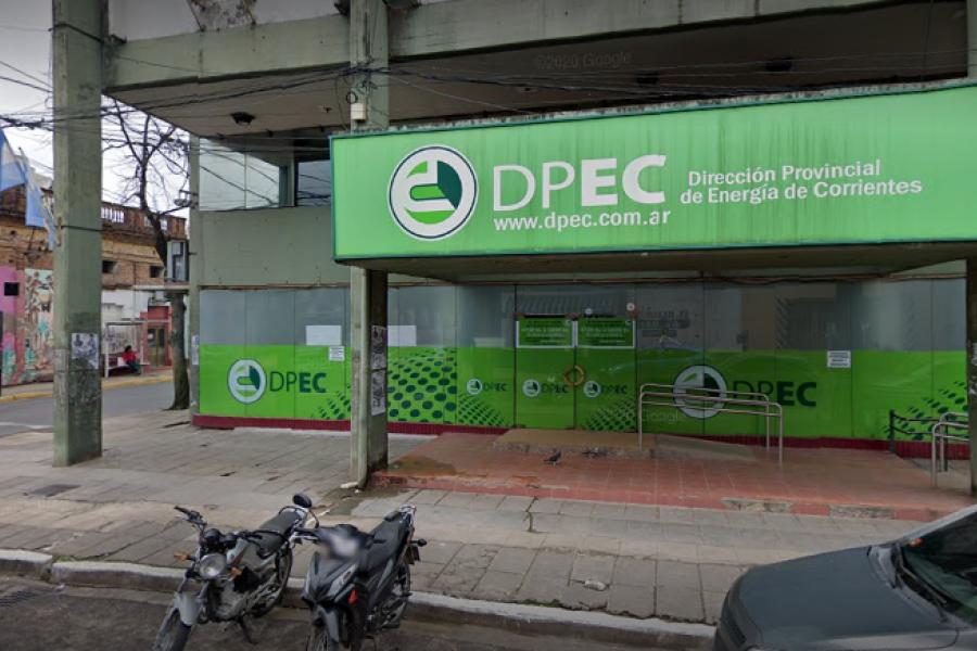 DPEC: Reclamo salarial y rechazó a la oferta de la intervención
