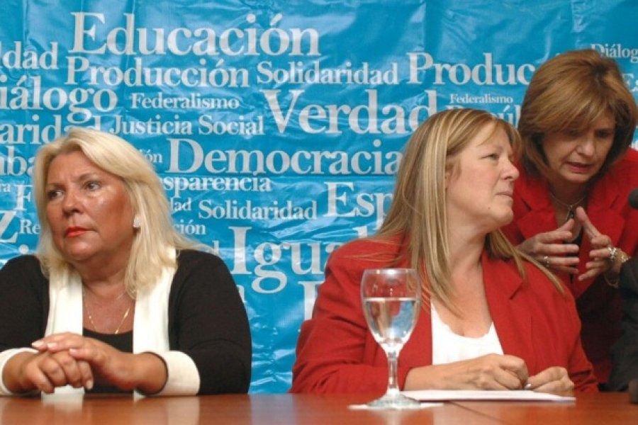 Más chispas en la interna de Juntos: Patricia Bullrich cruzó a Margarita Stolbizer