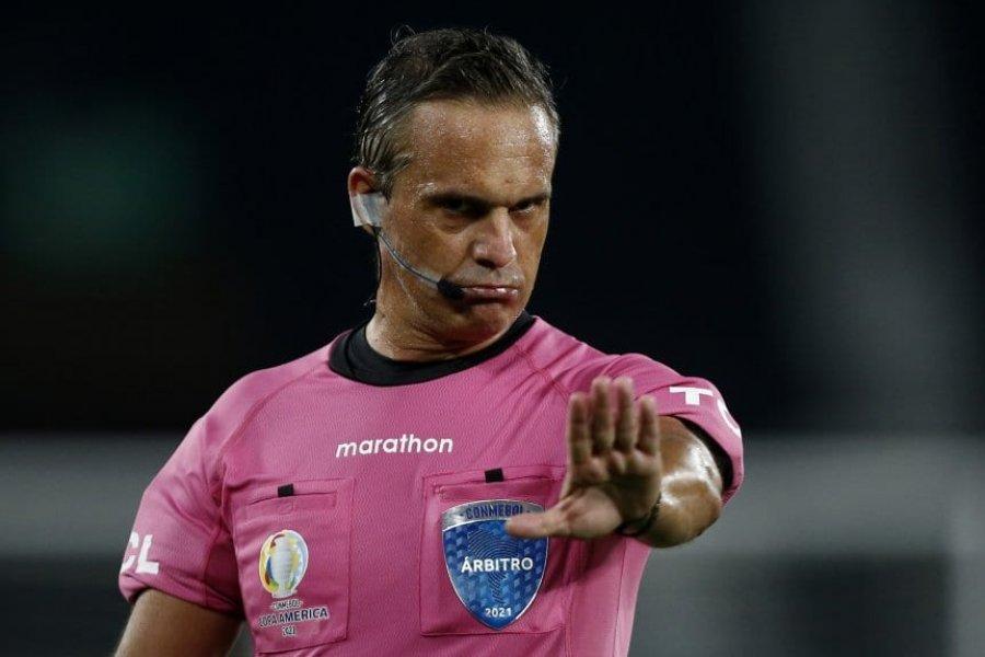 Patricio Loustau será el árbitro para el Superclásico por Copa Argentina