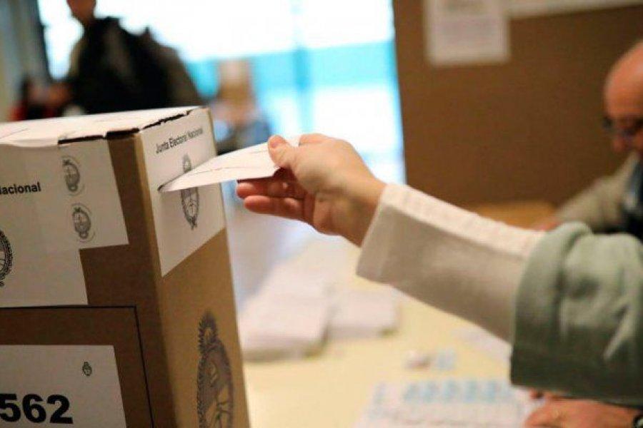 Se definieron los candidatos para las elecciones del 14 de noviembre