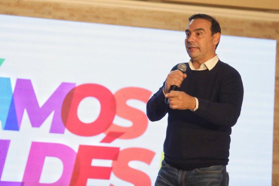 Valdés: Tenemos que marchar hacia un futuro de desarrollo, inclusión y modernización