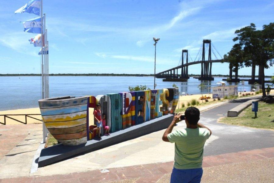 Fin de semana para disfrutar del sol en Corrientes