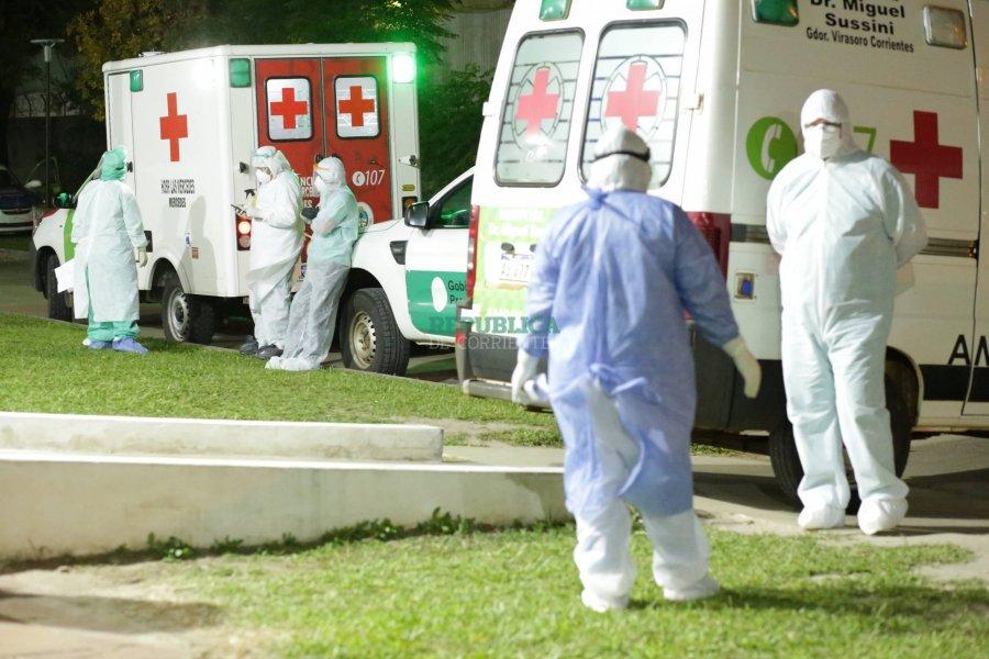 Corrientes: Mueren 10 personas por Coronavirus en un día