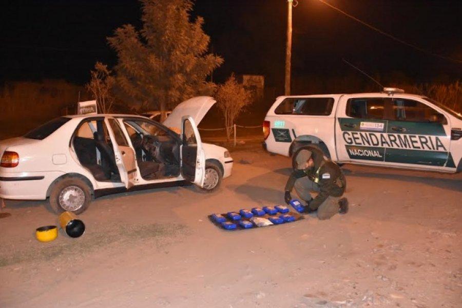 Salta: Incautan más de 15 kilos de cocaína en dos procedimientos