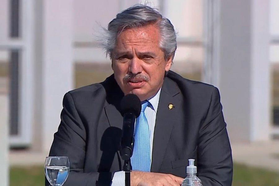 """Fernández: """"El Estado nacional debe llevar las universidades nacionales a todo el país"""""""