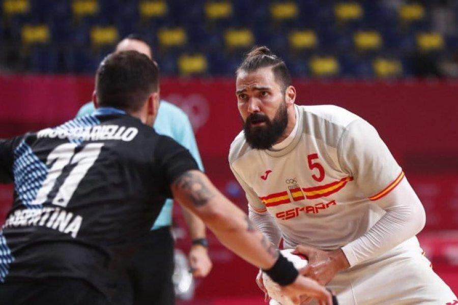 Los Gladiadores se despidieron de los Juegos Olímpicos con una derrota ante España