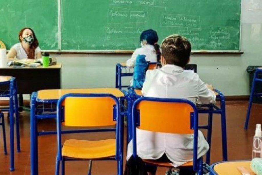 Vuelven las clases presenciales en Corrientes