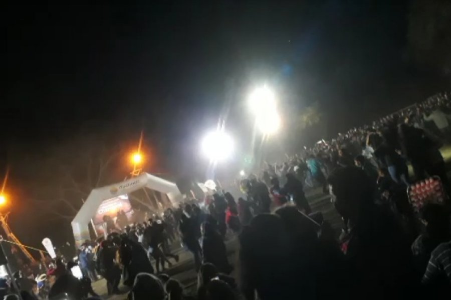 Imágenes: Multitudinaria fiesta organizada por el Municipio de Ituzaingó