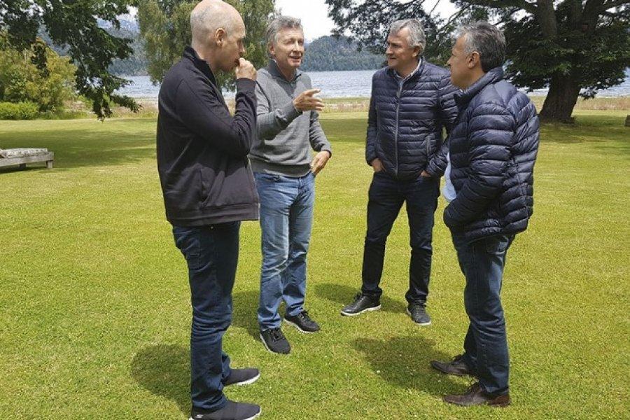 Con Macri desde Suiza, se realiza la cumbre de Juntos por el Cambio para poner paños fríos
