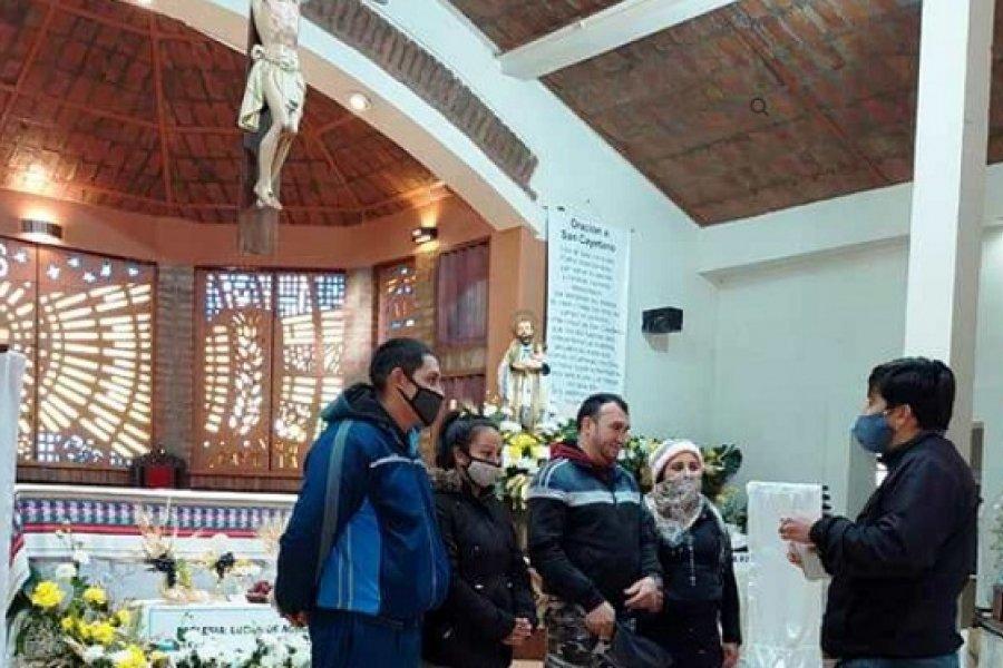 Por paz, pan y trabajo: correntinos renovarán su fe ante San Cayetano