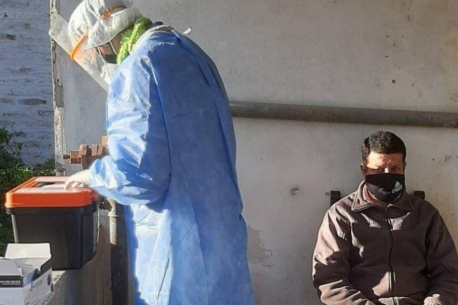 Cerró la fabrica Utrasa por contagios de COVID-19 en el personal