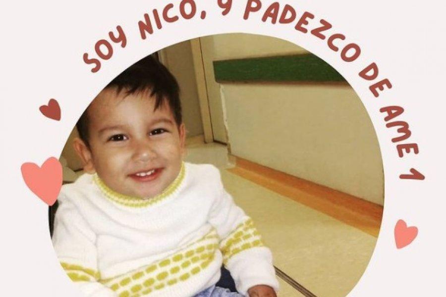 Todos por Nico: un correntino necesita el medicamento más caro del mundo
