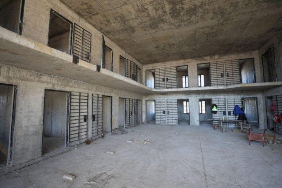 Postergan para la próxima semana la inauguración de la nueva cárcel